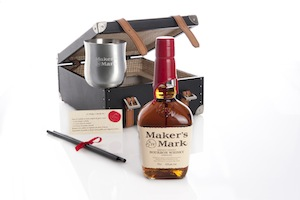 Maker's Mark coffret Florence Faugier