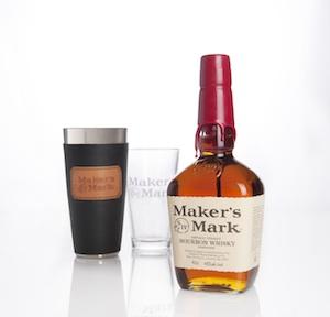Maker's Mark shaker par Florence Faugier