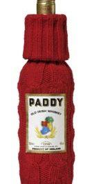 Paddy met une petite laine pour Noël