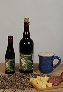 La Bière de Noël de Silenrieux