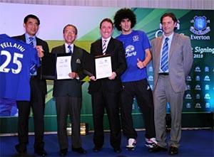 Le record de sponsoring de Chang Beer en Premier League