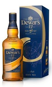 Dewar's personnalisé