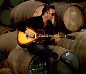 Richard Hawley chez Glenfiddich