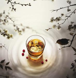 Suntory l'art d'offrir le whisky