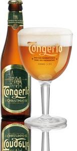 La bière de Noël Tongerlo Christmas