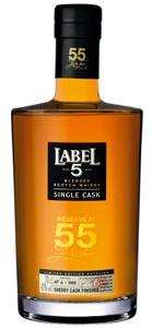 Label 5 Reserve N°55