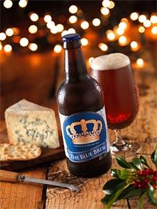 Blue Brew, la bière au fromage Stilton !