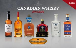 Les Canadian Whisky Awards 2010