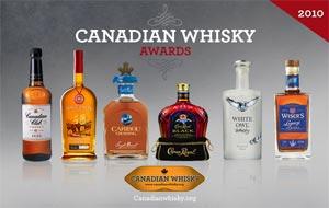 Les Canadian Whisky Awards 2010