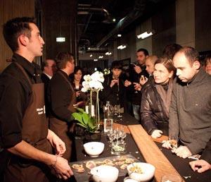 1/2 finale des Classic Malts & Chefs