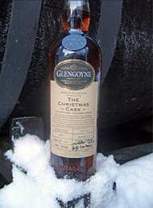 The Glengoyne Christmas Cask