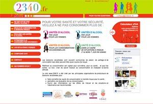 Le site 2340.fr