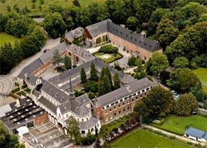 L'abbaye de Rochefort victime d'un grave incendie