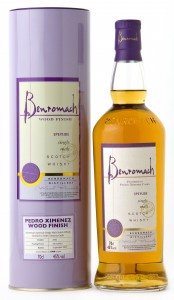 Benromach Pedro Ximenez Wood Finish