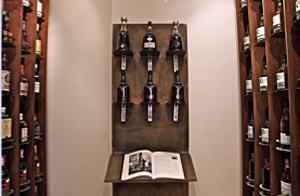 Espace Collector à la Maison du Whisky