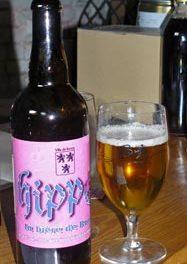 La ville de Roncq présente Hipp, sa bière !