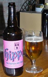 La bière Hipp de la ville de Roncq