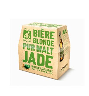 La Jade disponible en 6x25cl