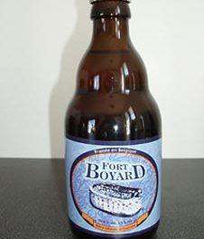 Histoire belge de la bière Fort Boyard