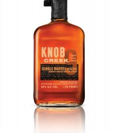 Un Knob Creek Single Barrel Reserve
