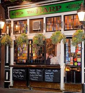 The Harp à Londres