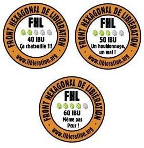Les macarons du FHL