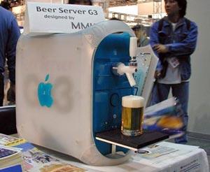 Mac G3 pompe à bière