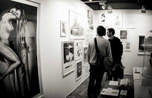 Duvel aime le dessin contemporain
