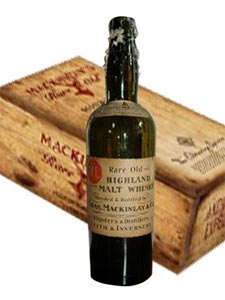 Shackleton Mackinlays Rare Malt