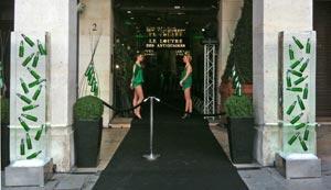 Lancement de la nouvelle identité Carlsberg à Paris