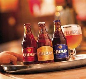 Les bières de Chimay