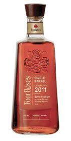 Four Roses' 2011 Limited Edition Single Barrel Bourbon