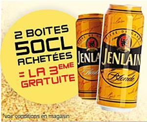 Promo Jenlain chez Carrefour Market