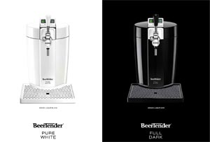 BeerTender Dark vs White Collection