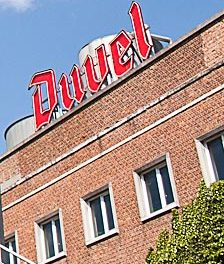 La brasserie Duvel-Moortgat