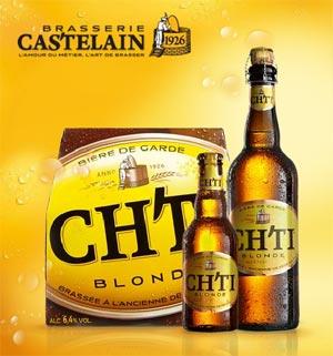 Promo sur la bière Ch'ti Blonde