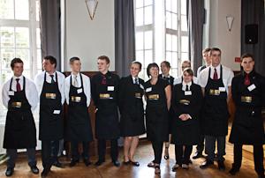 Les finalistes du Concours de Biérologie 2011