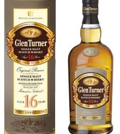 Glen Turner annonce un Single Malt 16 ans Double Matured