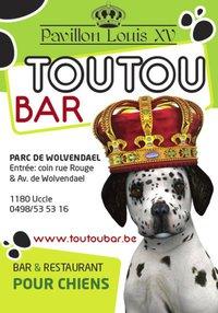 Le Toutou Bar de Uccle en Belgique