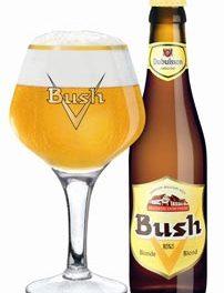 Bush s'offre un verre et une nouvelle bouteille de 33cl