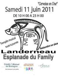 1er Salon des Bières Artisanales de Landerneau
