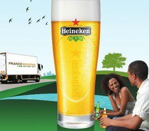 """Heineken France brasseur-distributeur le plus """"vert"""" à horizon 2020 ?"""