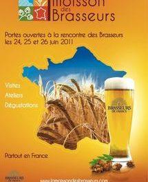 Une moisson de bières françaises
