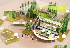 Heineken Entreprise mécène de Nature Capitale Lyon