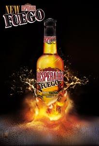 La nouvelle Desperados fuego