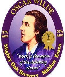 Oscar Wilde élue meilleure bière de l'année en Grande Bretagne