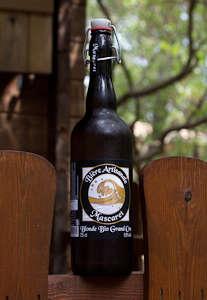 Bière Mascaret bio blonde Grand Cru