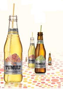 Tumult la bière sans alcool de Coca Cola