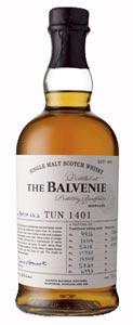 The Balvenie TUN 1401 disponible en France
