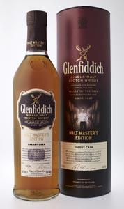 Nouveau Glenfiddich Malt Master's Edition